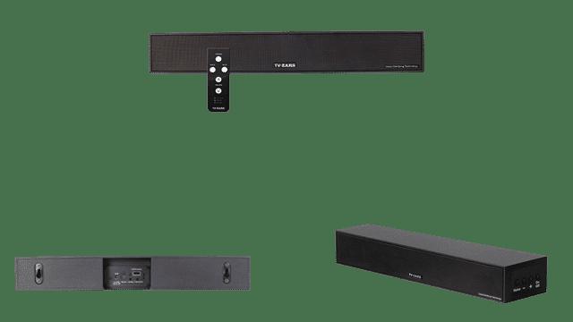 TV Ears Sound Bar