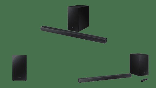 Samsung 2.1 Soundbar HW-R450 with Wireless Subwoofer