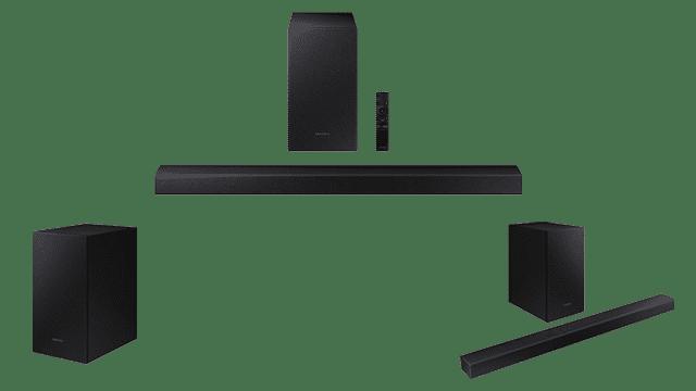 SAMSUNG HW-T450 2.1